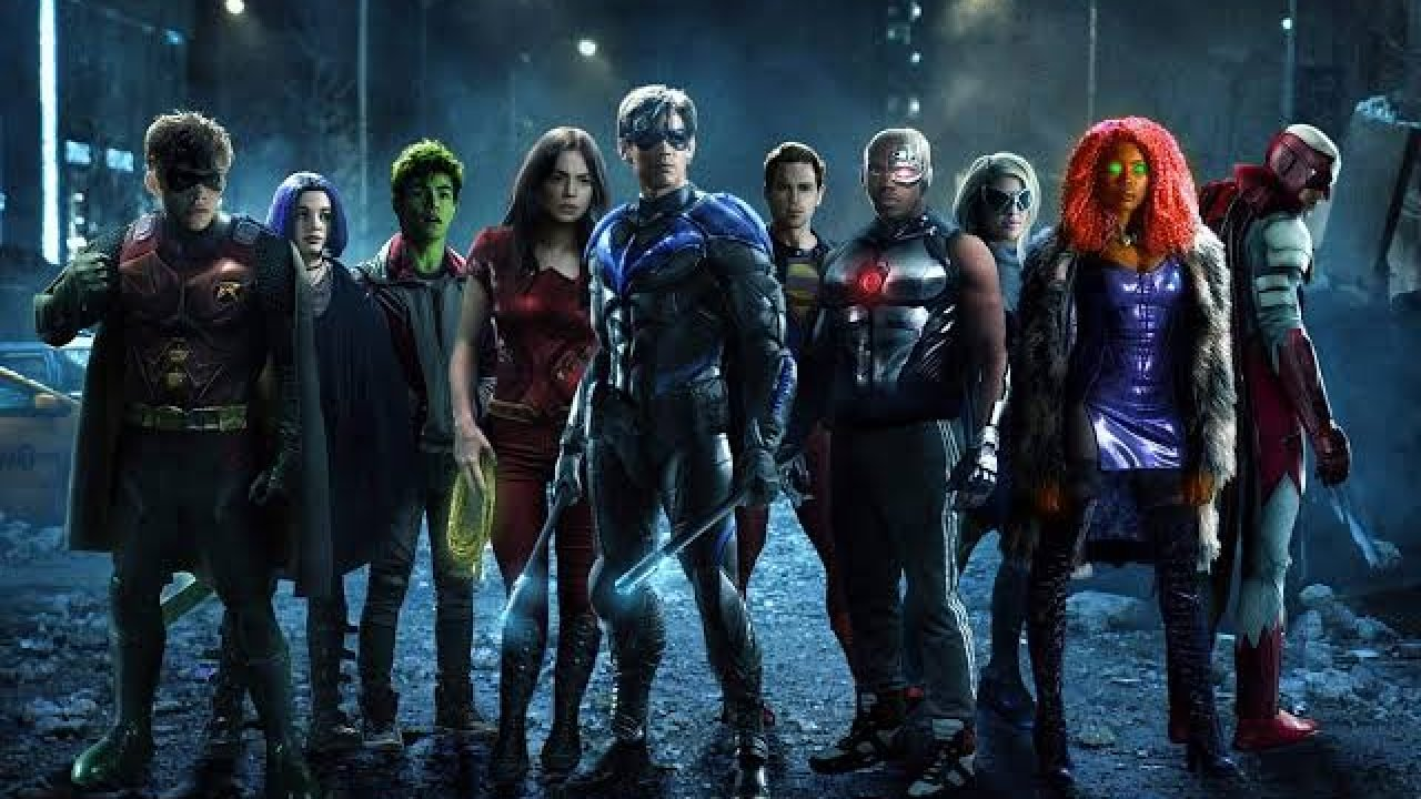 Titans Season 3 is Announced, Which Will Release on HBO Max