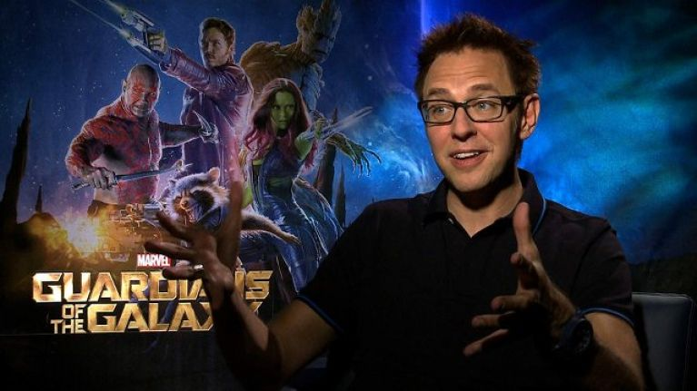 How James Gunn Pitched the Idea for Guardians Of The Galaxy Volume 2