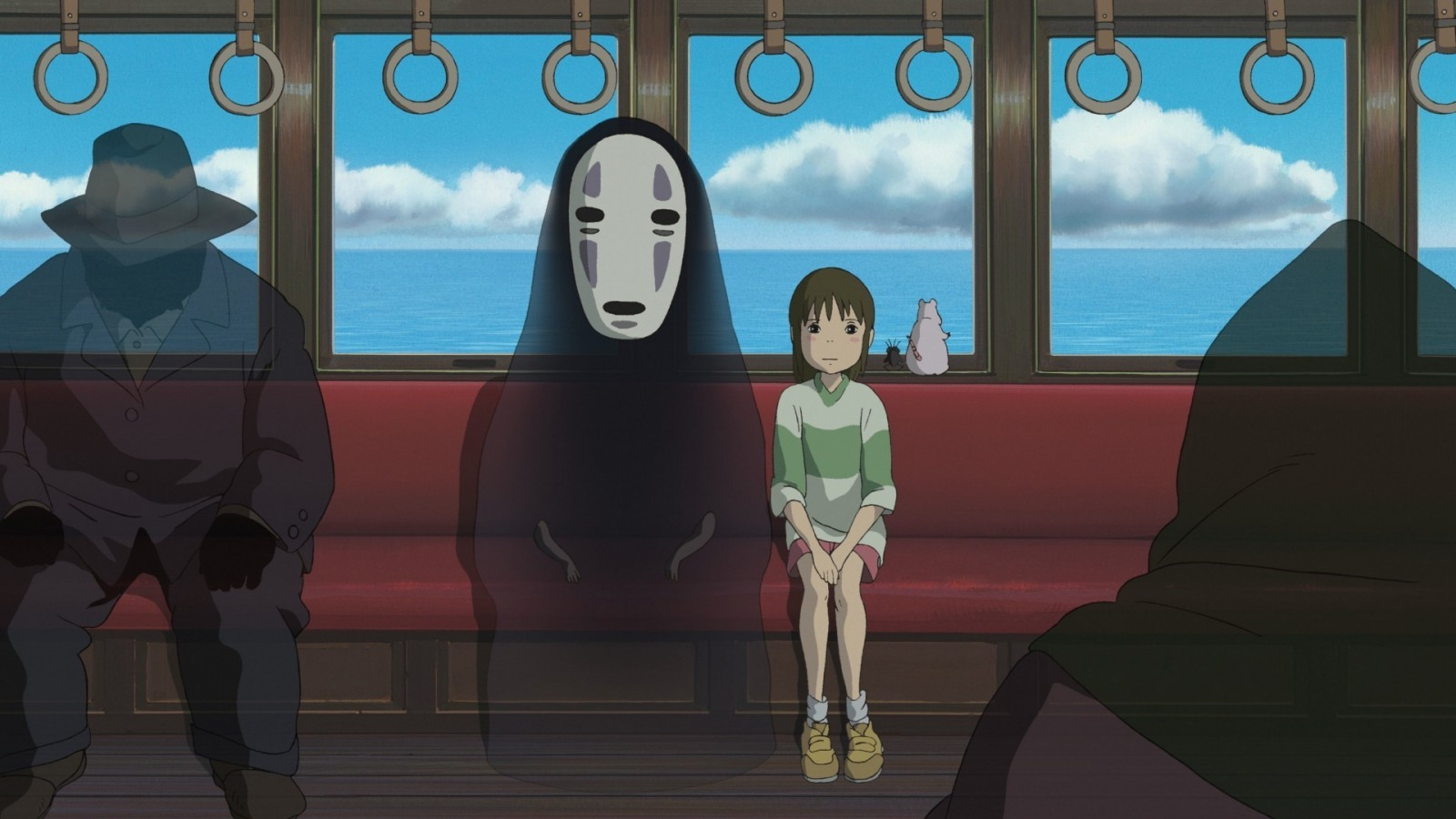 Spirited Away, The Highest Grossing Movie In Japan