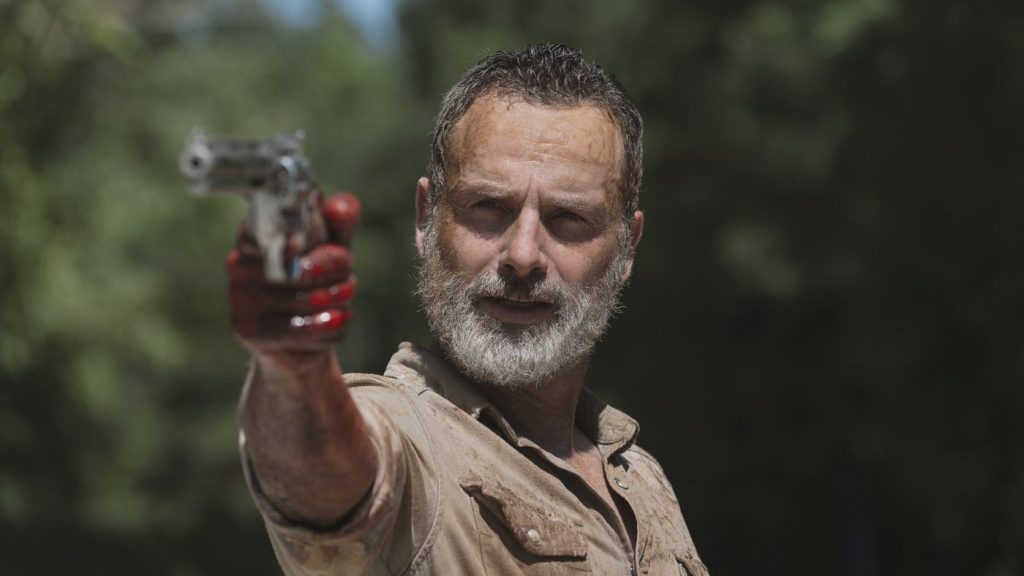 The walking dead to get a comedy spin off