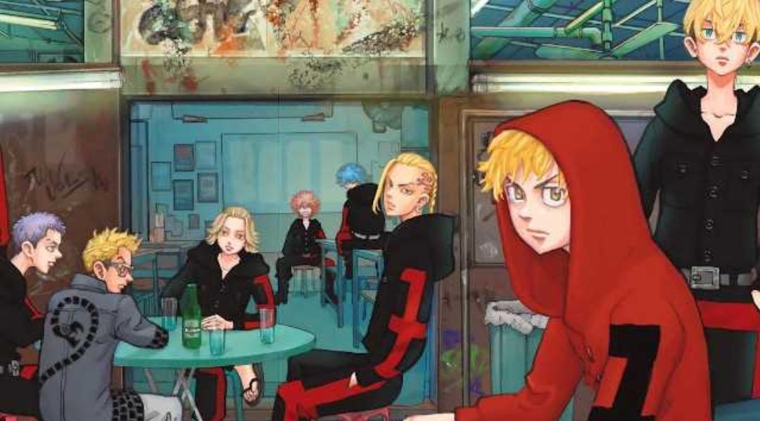 Tokyo Revengers Anime Release