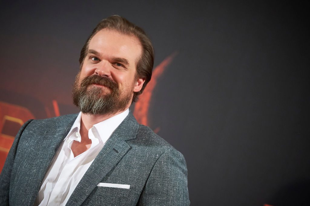 David Harbour States Stranger Things Season 4 as his favorite
