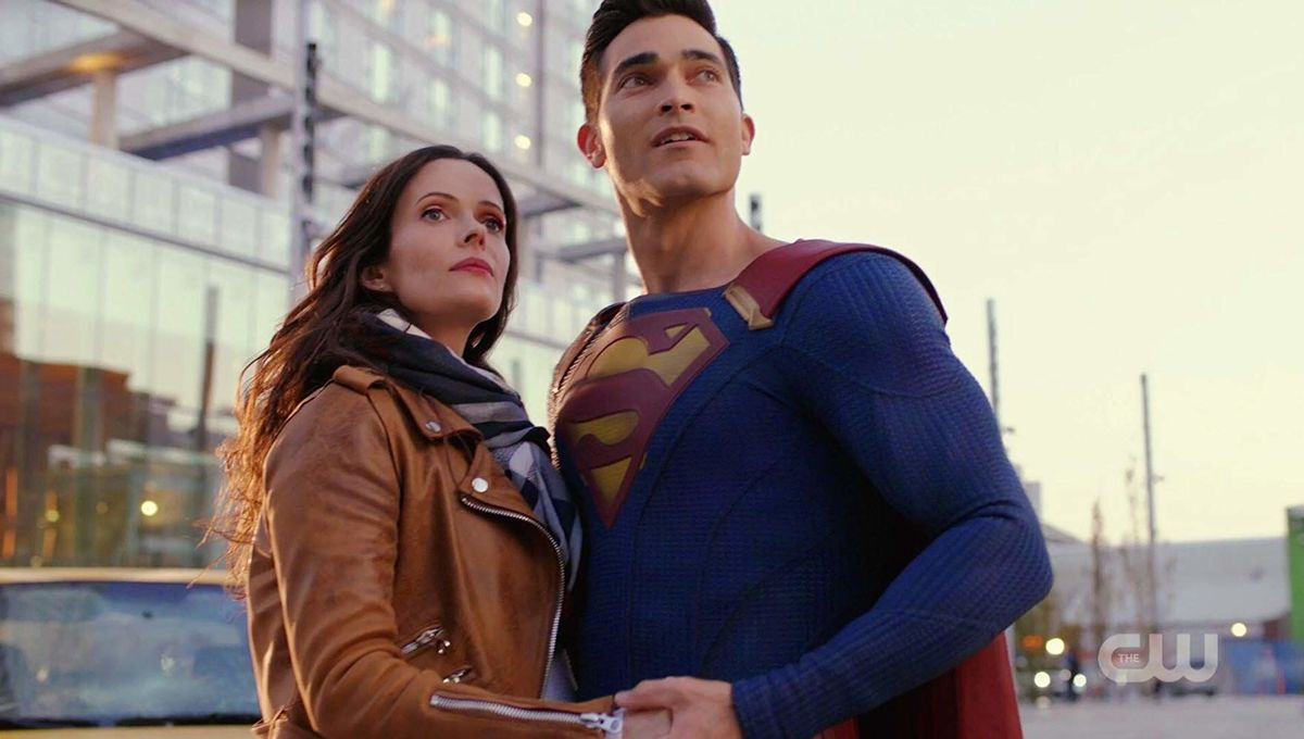 """The New CW's """"Superman And Loise"""", Everything We Know So far"""