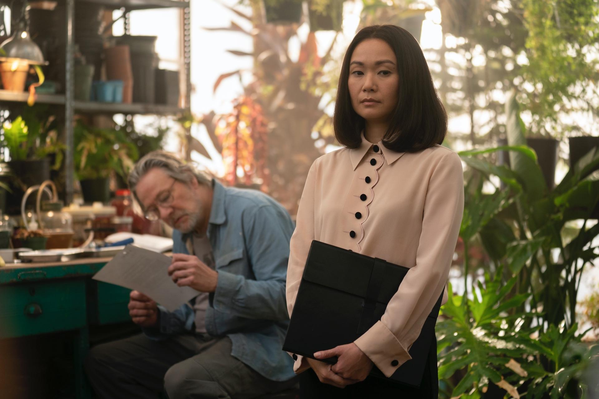 Amazon Prime Video em breve deve renovar Homecoming para uma terceira temporada. 3