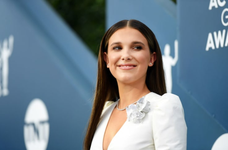 Millie Bobby Brown teams up with The Russo Brothers