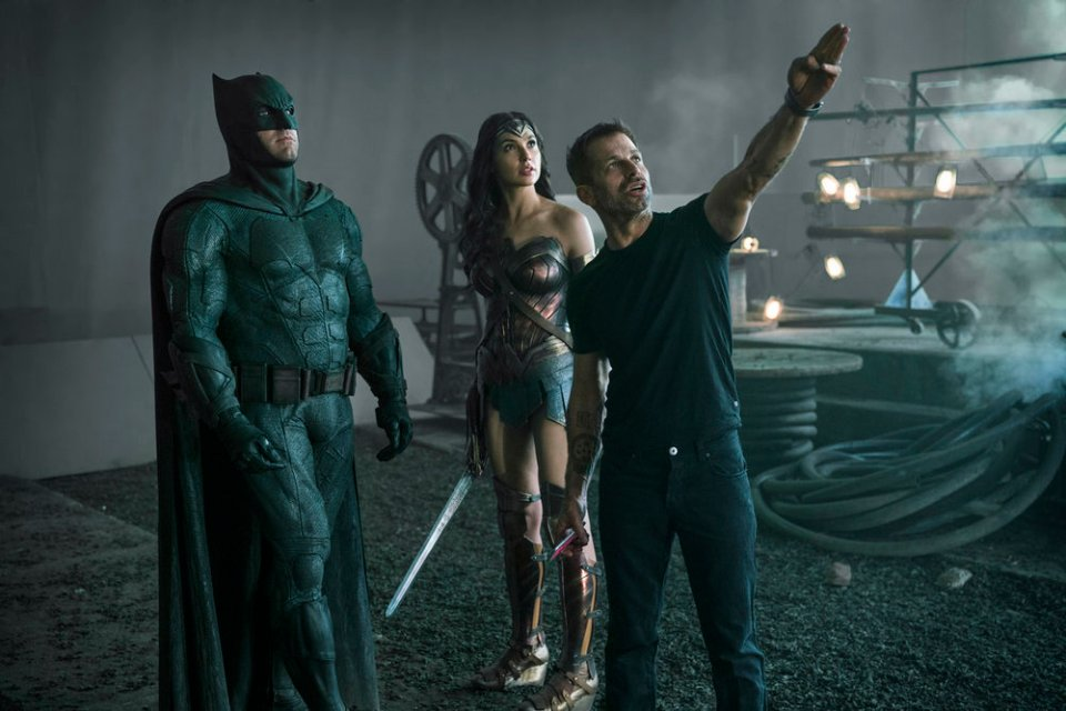 Justice League - Zack Snyder's Fight With The Studios Before Leaving The Project!