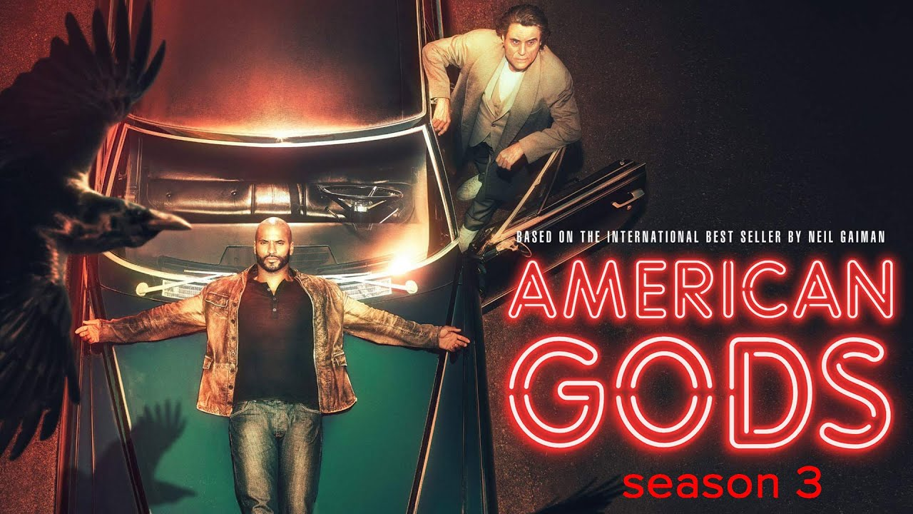 Starz Renewed American Gods For A Third Season, Which Is All Set To Release In 2021
