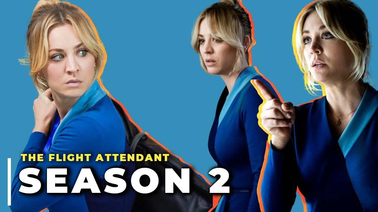 The Flight Attendant Season 2 Is Finally Happening, HBO Max Revealed