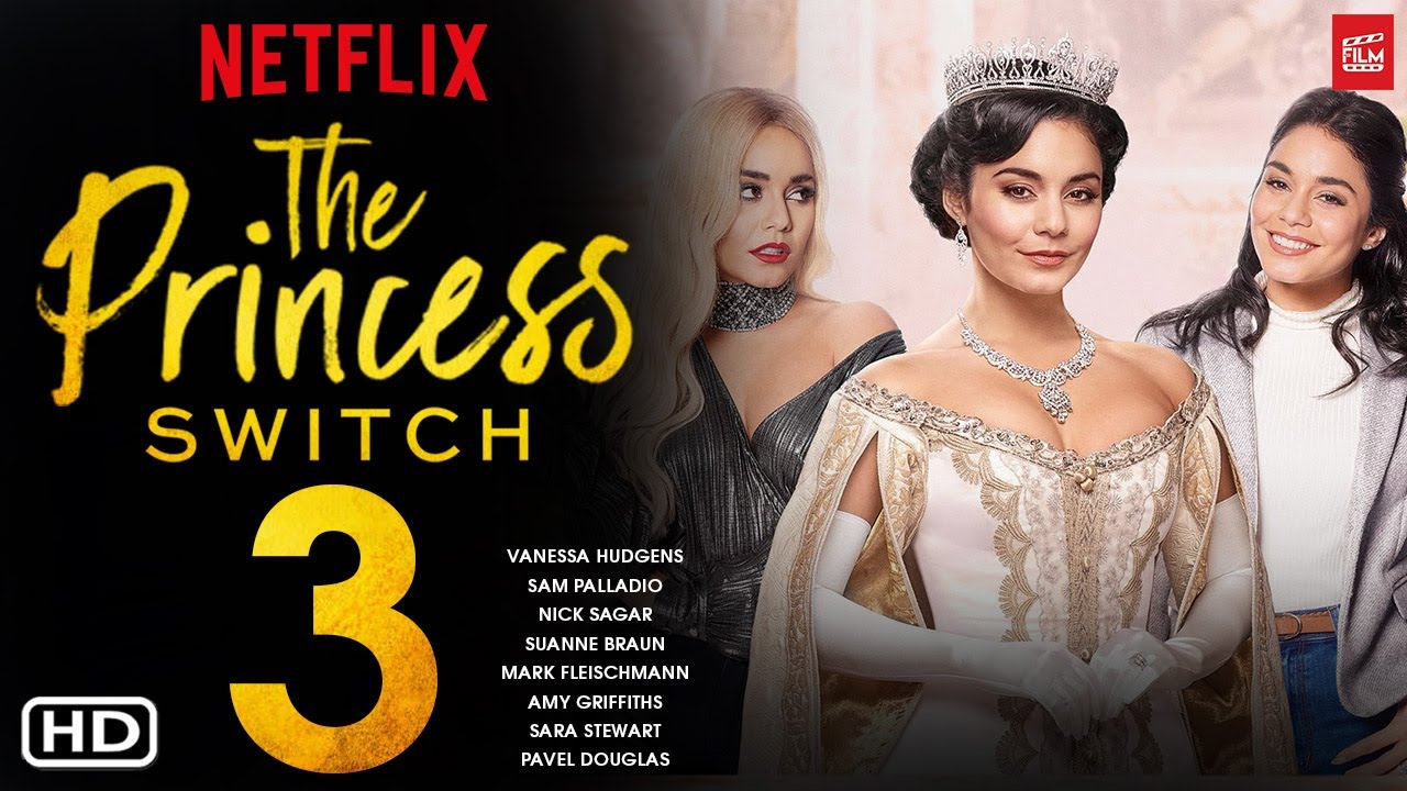 The Princess Switch 3