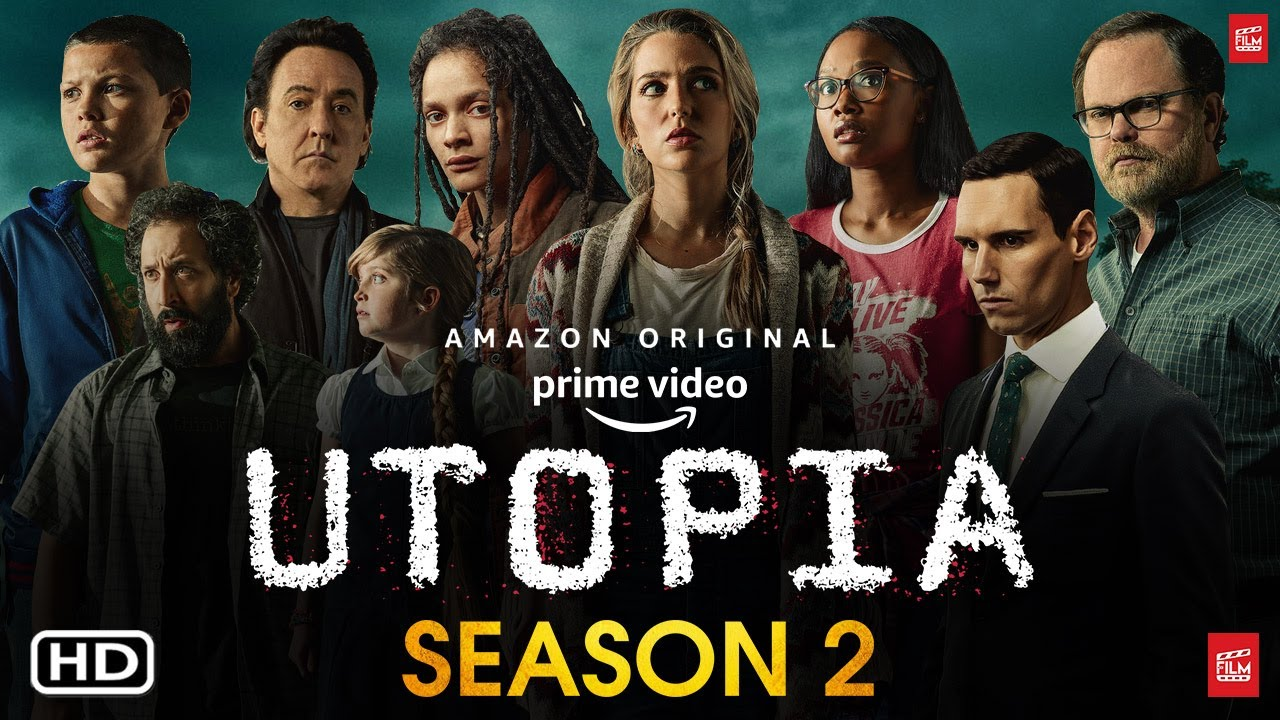 Utopia Is Officially Cancelled By Prime Video After The First Season Only