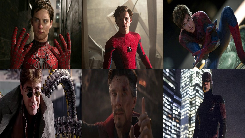 Cast returning for Spiderman 3