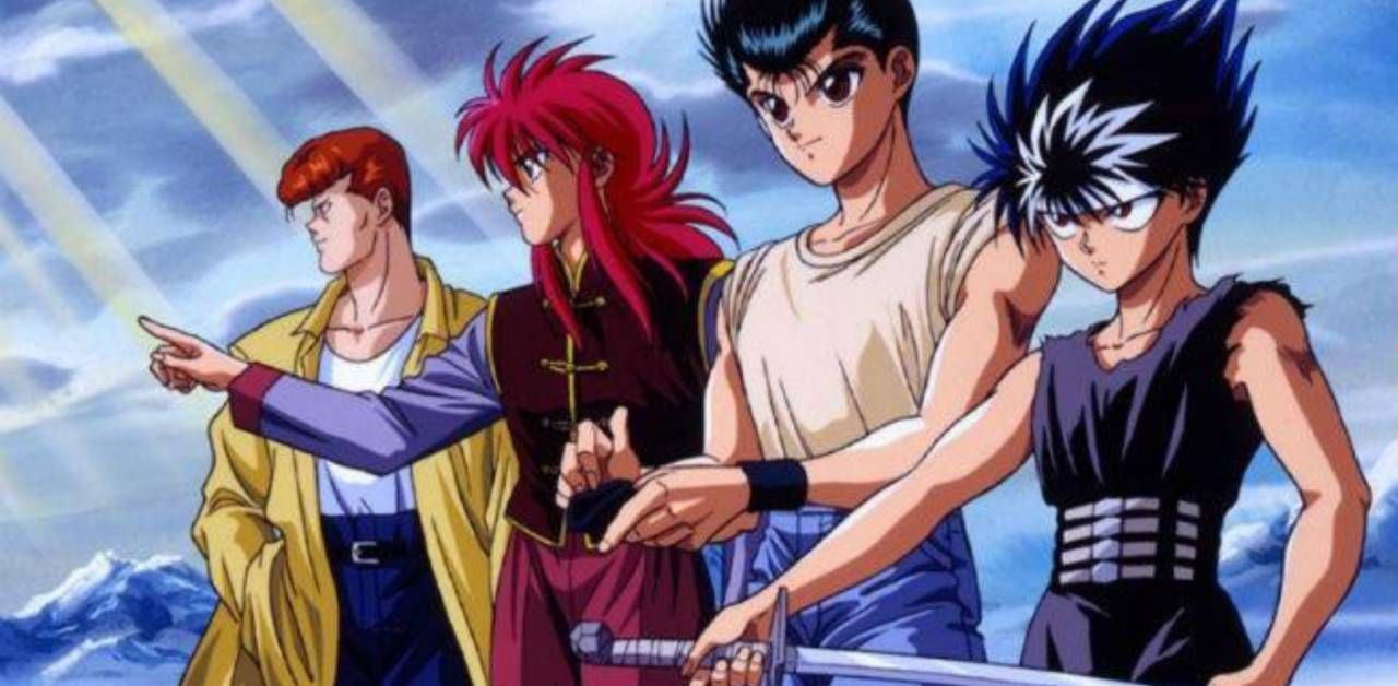 Yu Yu Hakusho gets a live-action adaptation