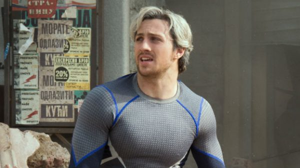 Wanda Vision- Writers On Aaron Taylor-Johnson's Return As Quicksilver For The Show!