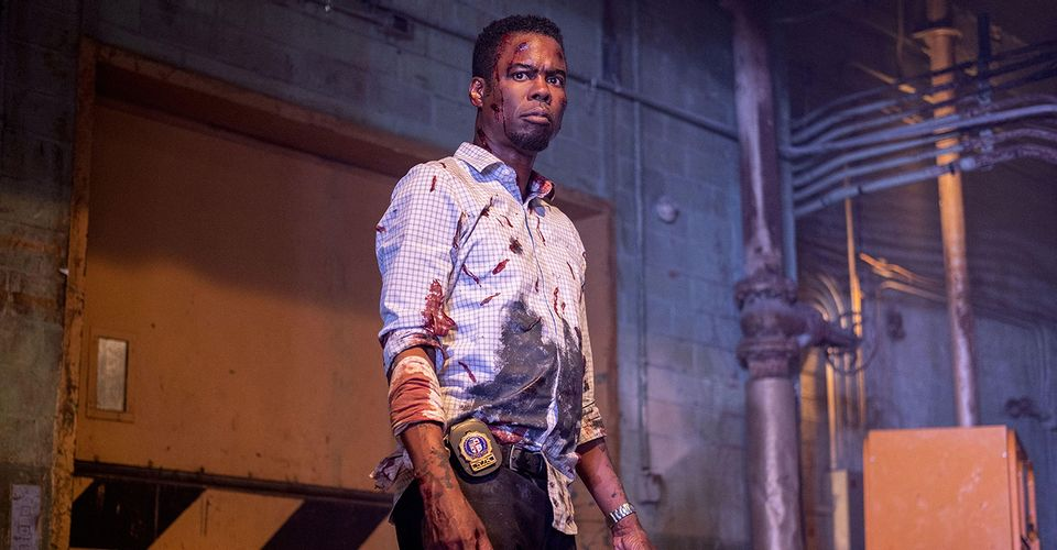 "A New Image Revealed For Chris Rock's ""Spiral: From The Book Of Saw""! The Horror Movie Is Set To Give ""Seven"" Vibes!"
