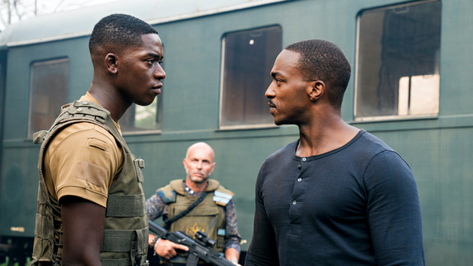 "Anthony Mackie's Netflix Film ""Outside The Wire"" Gets Its First Reviews From The Critics! What To Expect From The New Netflix Original Film!"