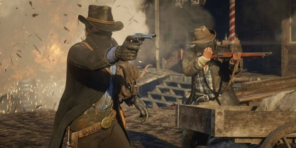 Red Dead Online Celebrates New Year With Rare Discounts And Offers! Things You Can Do On Till 11th of January 2021!