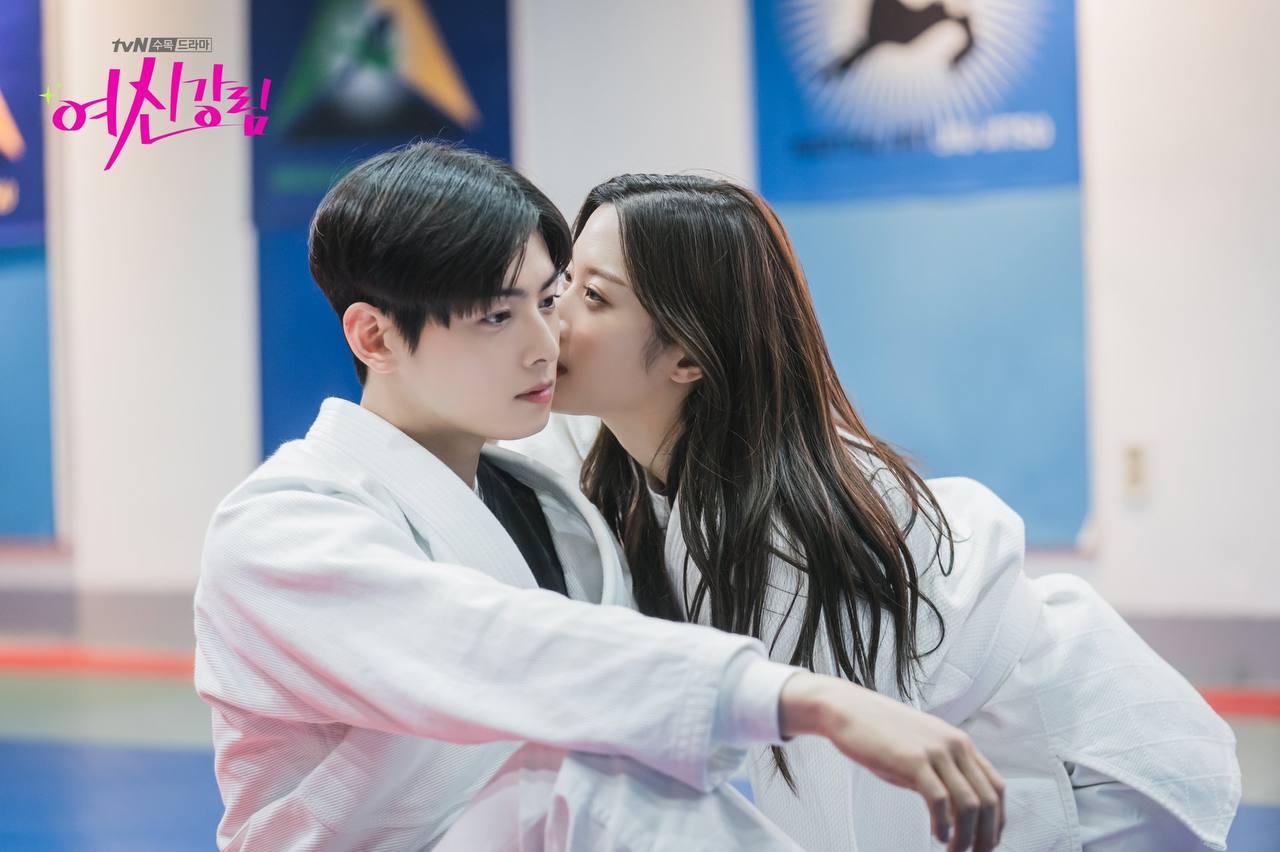 Su-ho with Lim Ju-kyung