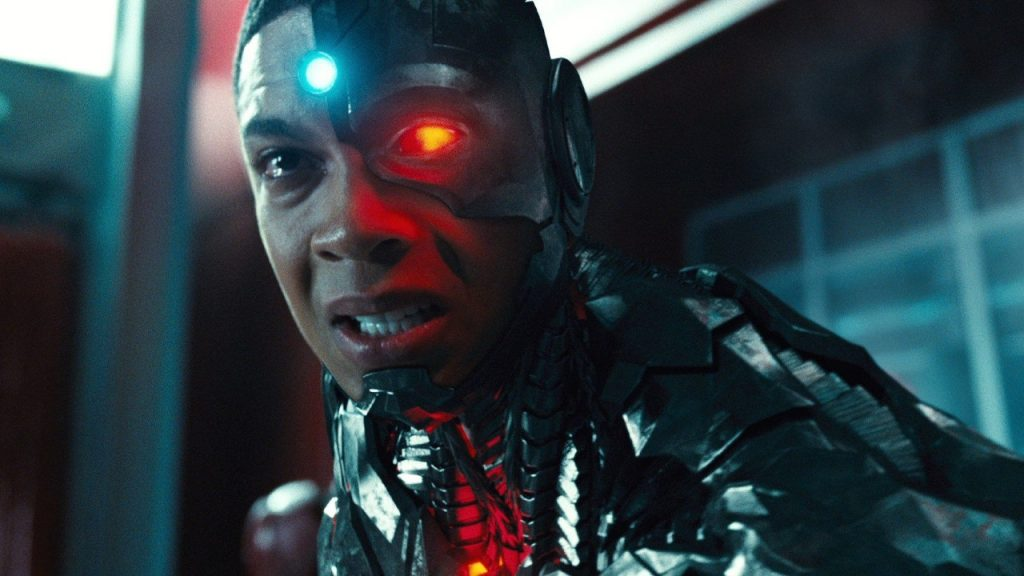Ray Fisher claims he won't work in any upcoming DC Projects