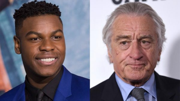 Netflix's The Formula - John Boyega And Robert De Niro Signed In For The Heist Thriller Film !