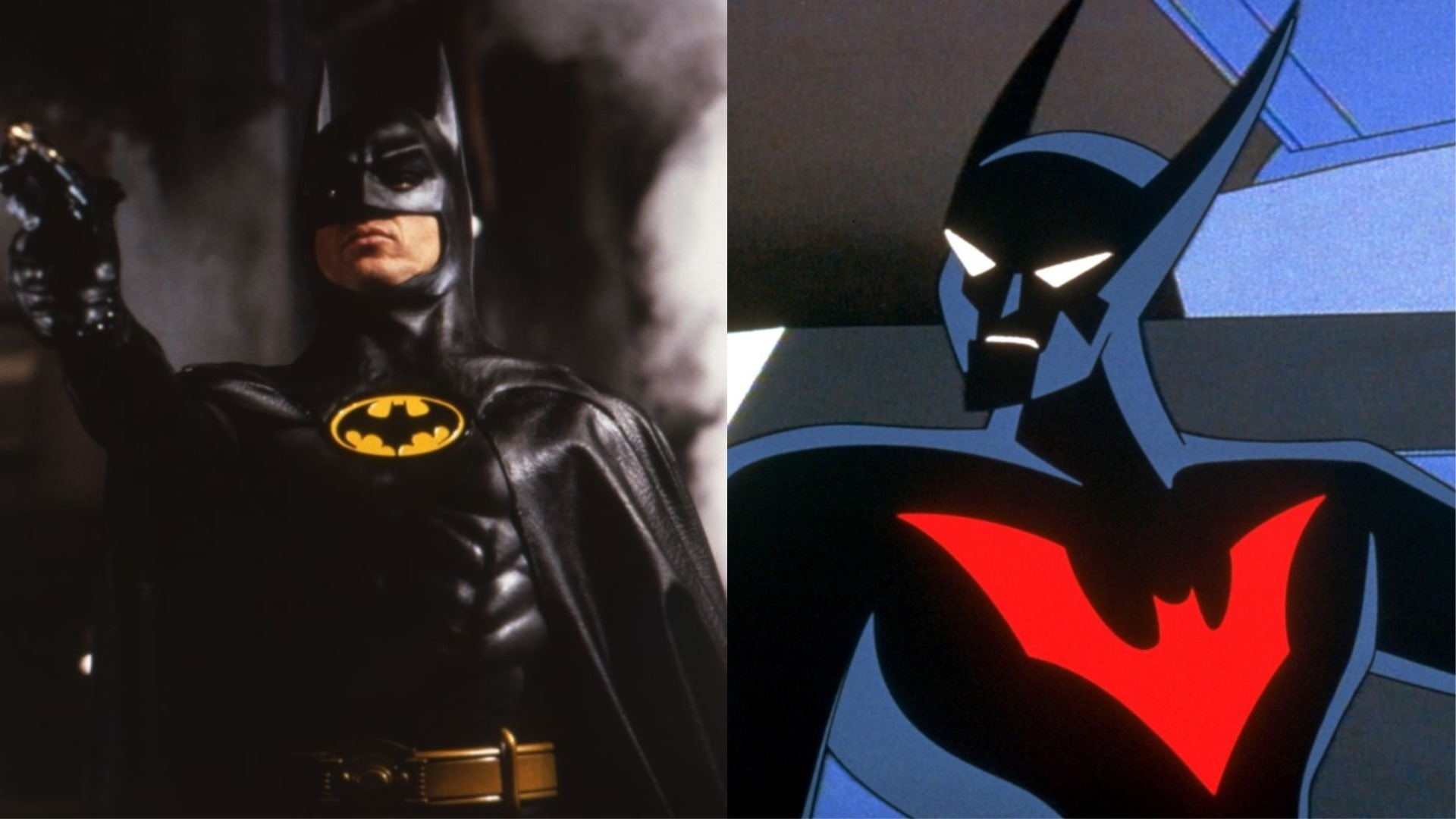 Bruce Timm Approves Michael Keaton As Bruce Wayne For A Future Live-Action Batman Beyond Project! What Can We Expect For The Batman From The Future !