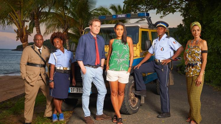 "The Future Of ""Death In Paradise"" revealed by BBC! The British-French Drama Gets Renewal For Two More Seasons!"