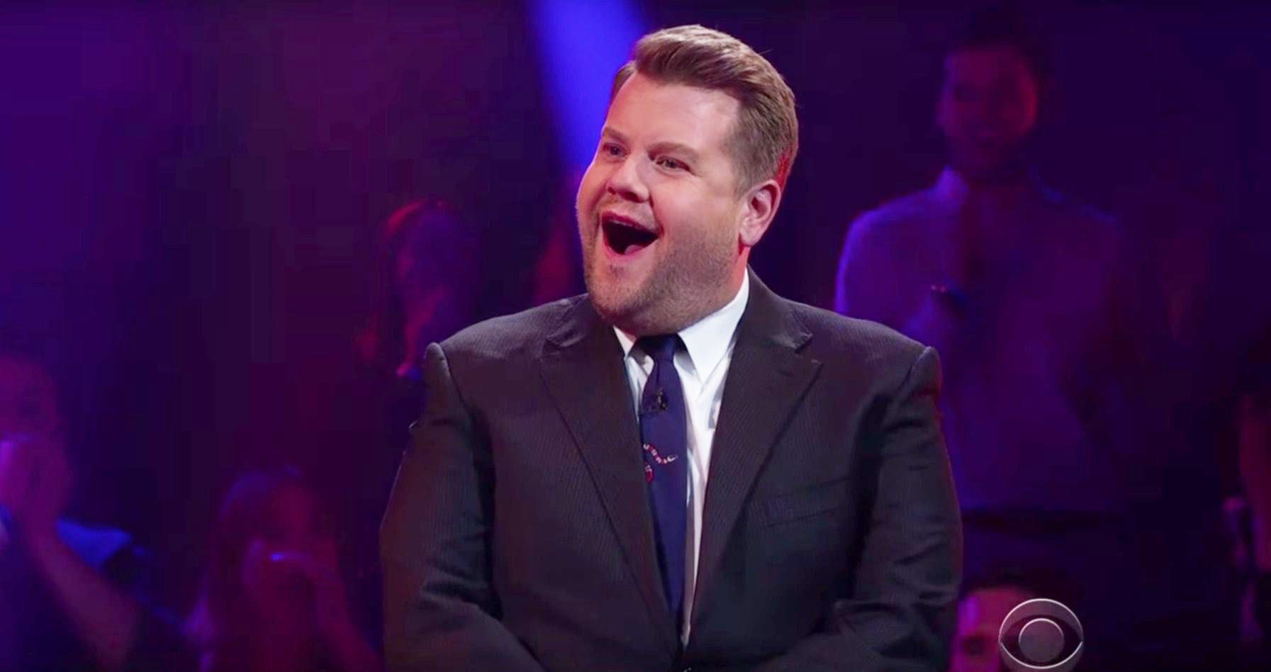 James Corden Addresses That He May Not Renew The Late Late Show