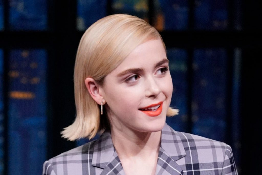 """Kiernan Shipka On The Ending Of """"Chilling Adventures Of Sabrina""""! The Actress Shares Her Fantasy Theories About The Teenage Witch"""