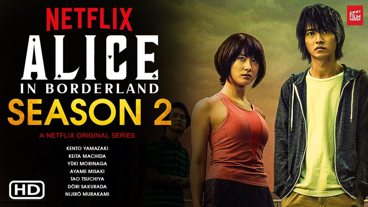 Alice in Borderland Is Renewed By Netflix For A Second Season Within Two Weeks Of Release Of First Season