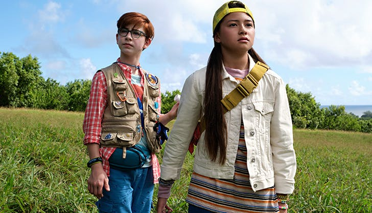 """A Trailer For Netflix's """"Finding Ohana"""" Revealed! What To Expect From The New Treasure Hunt Movie!"""