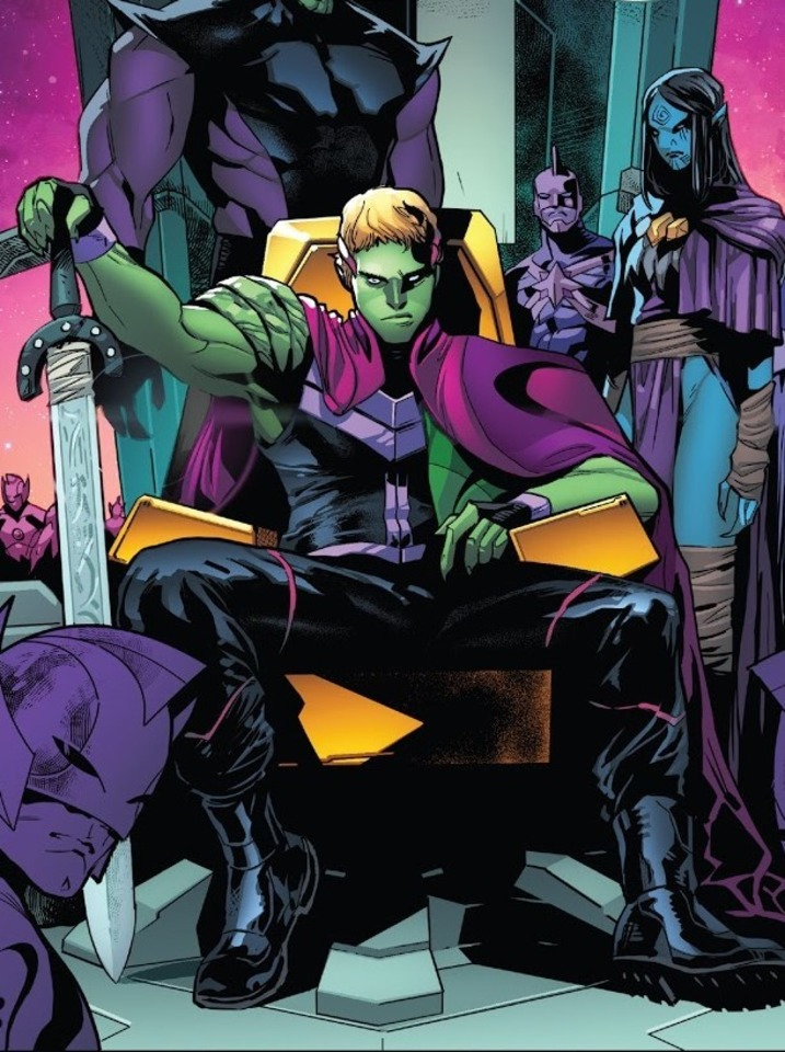 WandaVision - The New Cast Member Could Be MCU's Hulkling