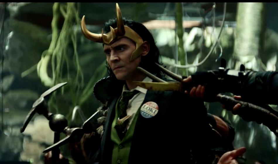 Marvel's Loki: Tom Hiddlestone Welcomed Owen Wilson