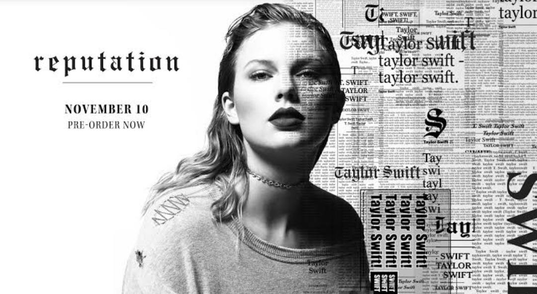 Reputation Album Cover