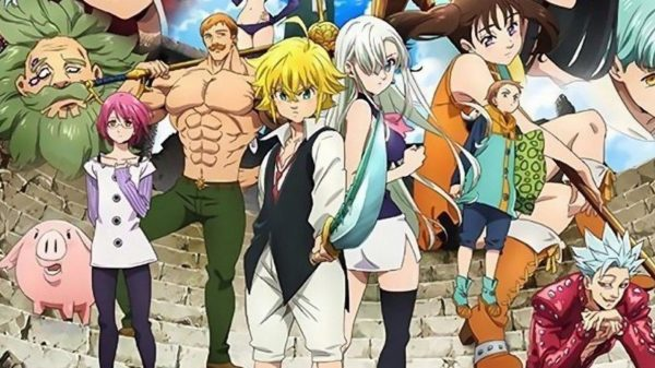 "20 Facts About ""The Seven Deadly Sins"" You Should Know"