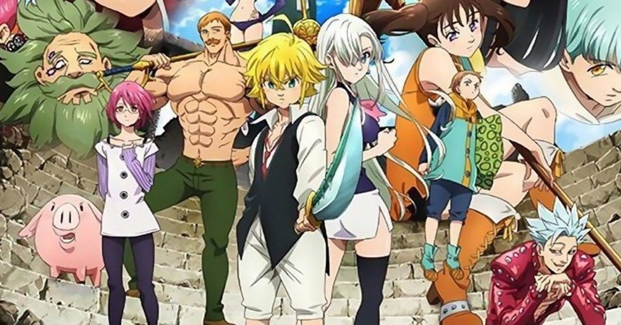 """20 Facts About """"The Seven Deadly Sins"""" You Should Know"""