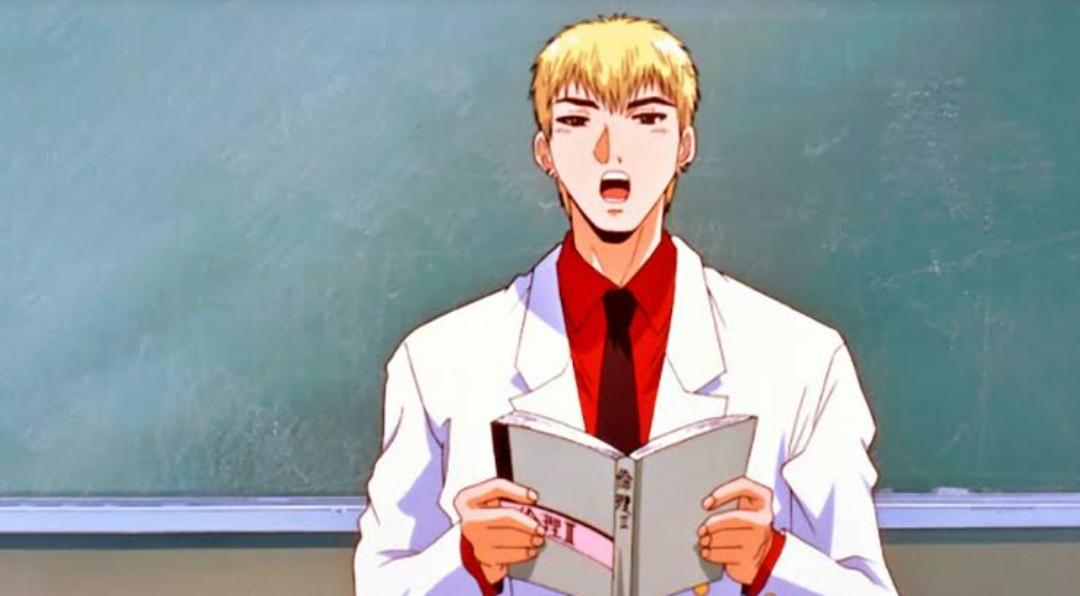 Great Teacher Onizuka: Eikichi Onizuka