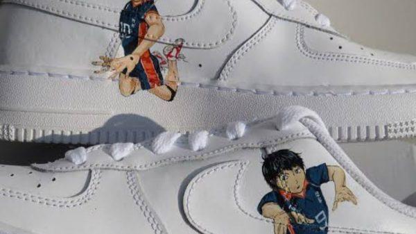 Nike Customised Sneakers