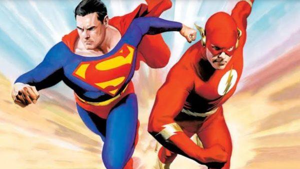 Superman vs. Flash