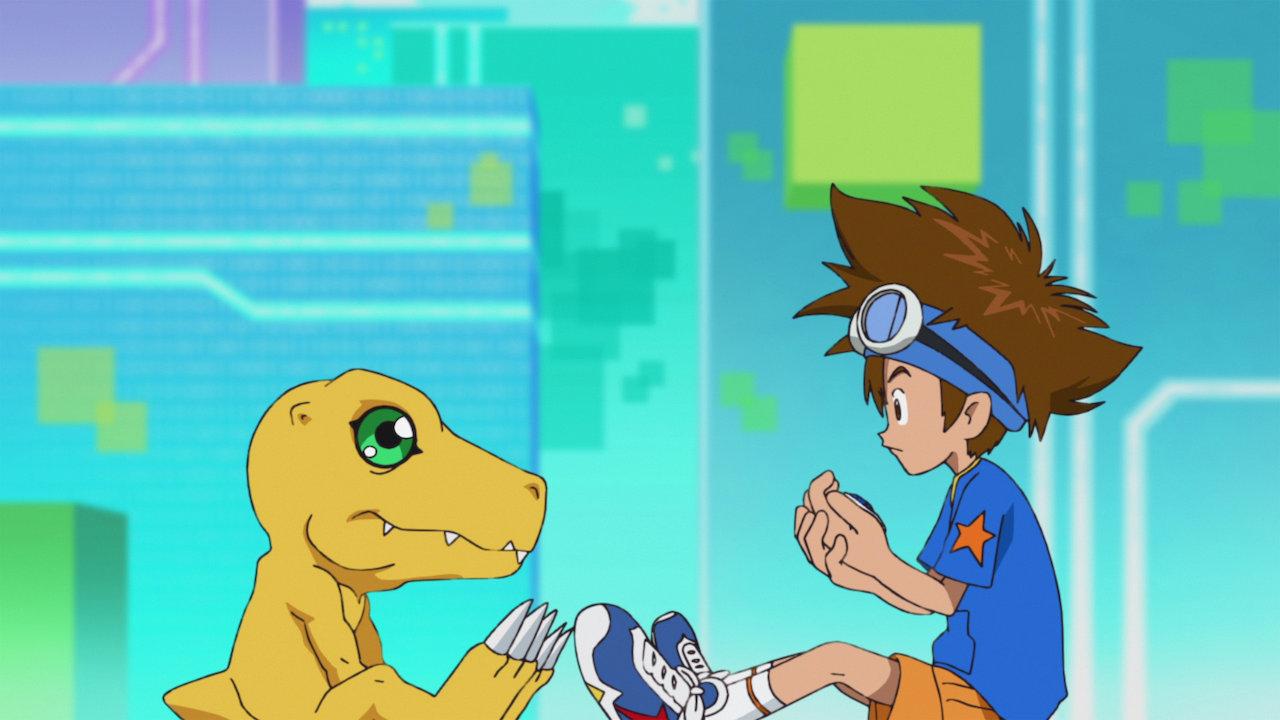 Digimon Adventure Secret of the Crests