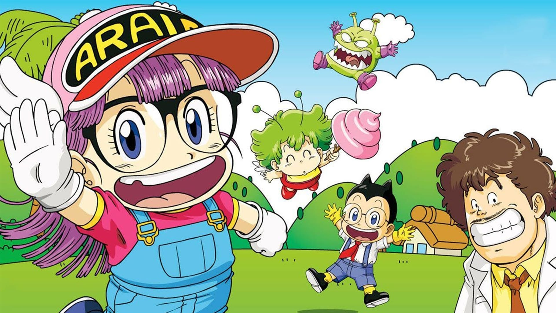 Dr. Slump Is Finally Available to Stream - Where to Watch