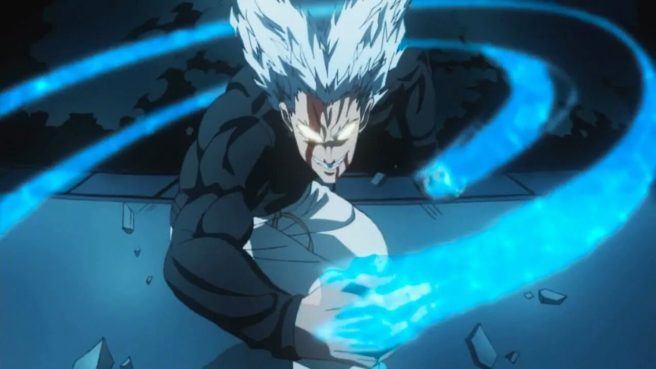 One Punch Man Garou New Form - Now A Monster God