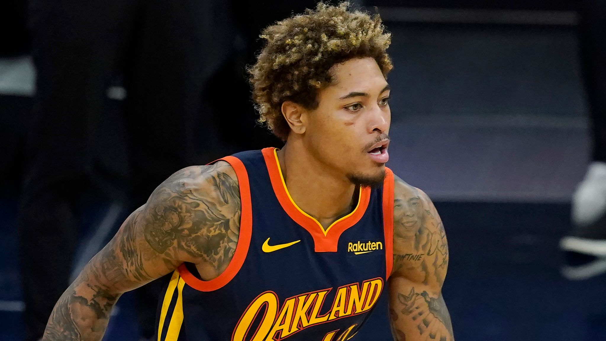 Kelly Oubre Jr. and Golden State Warriors - Perfect Sign Deal