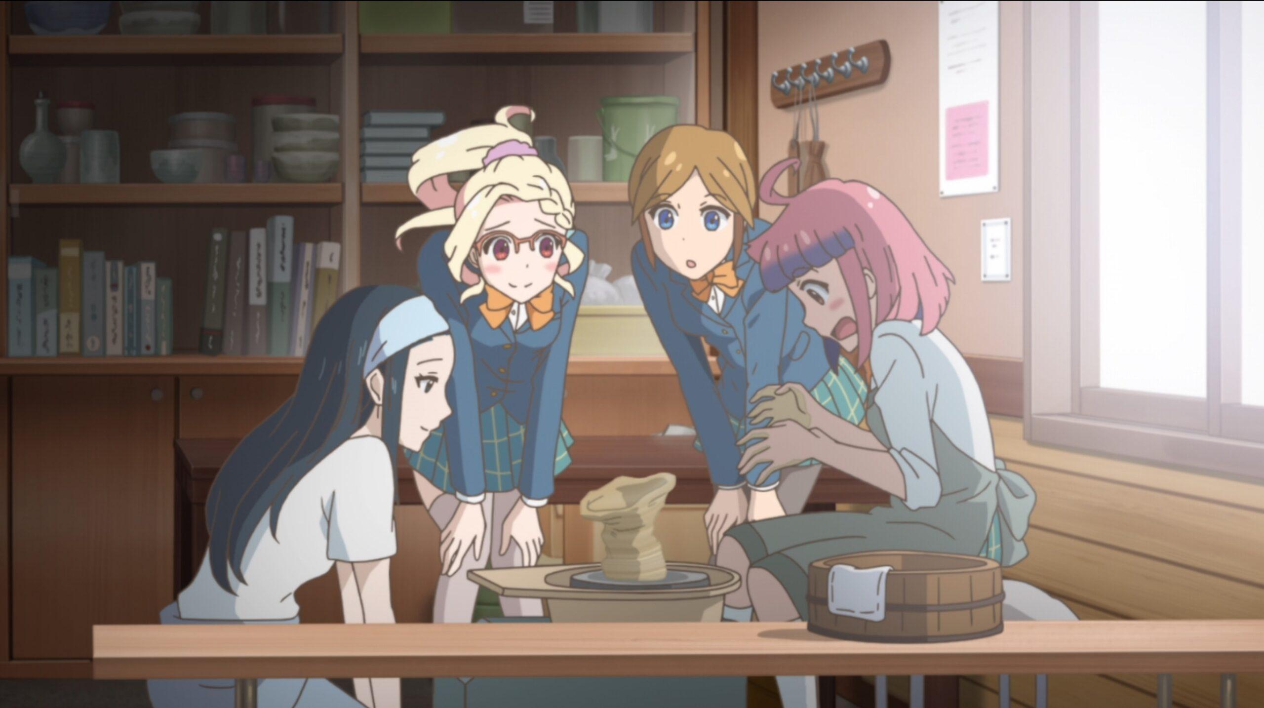 3 Cast Members Added To Let's Make a Mug Too Anime