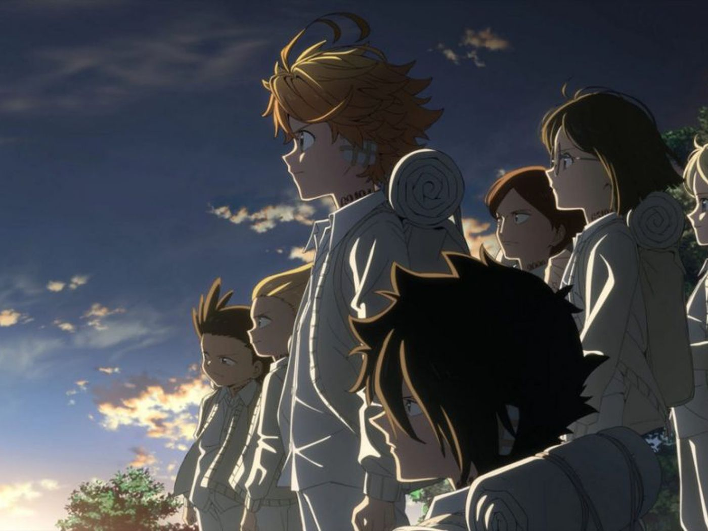 The Promised Neverland Outsold MHA and Haikyuu
