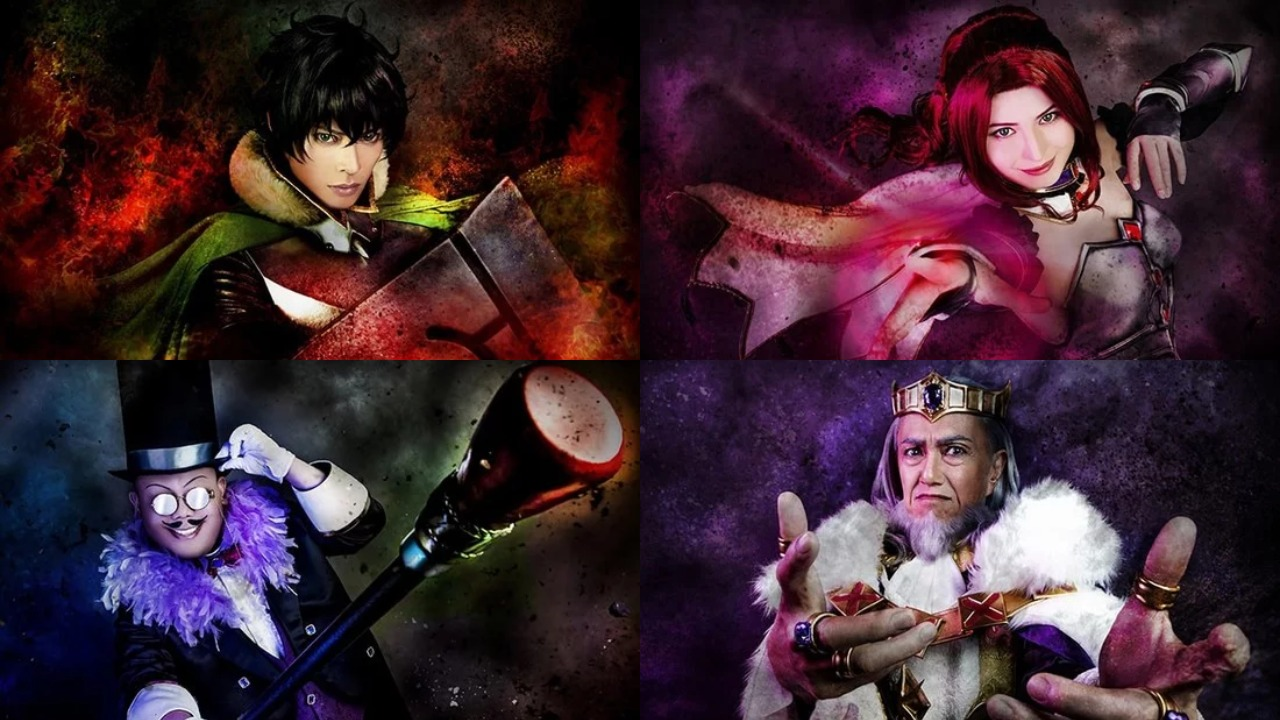The Rising of The Shield Hero Stage Play New PV Cast Members