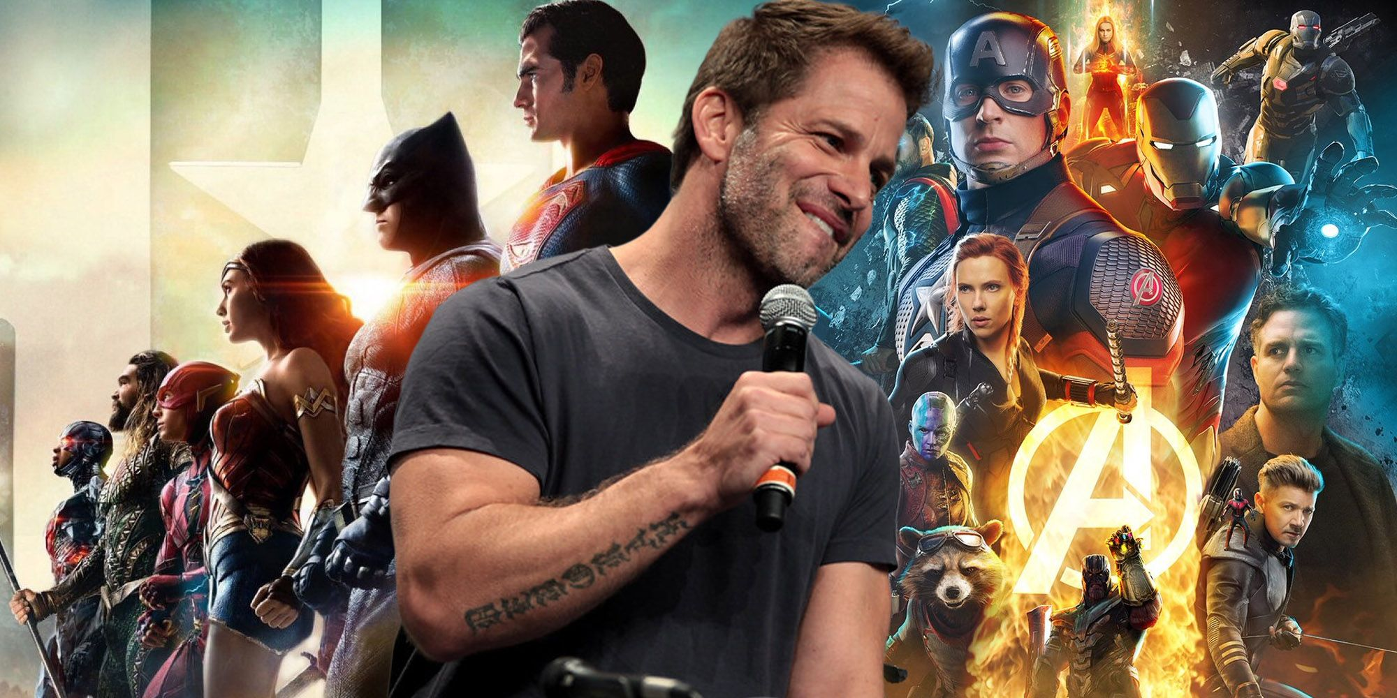 Zack Snyder Hints Making Movie Based on Anime