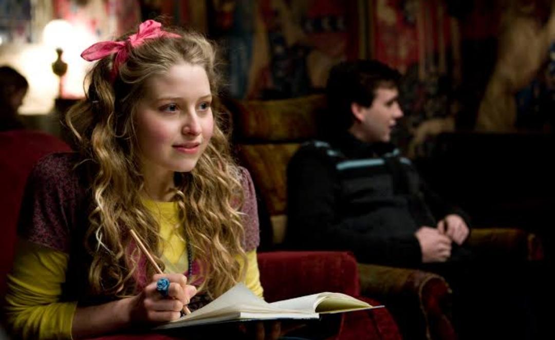 Jessie Cave as Lavender Brown