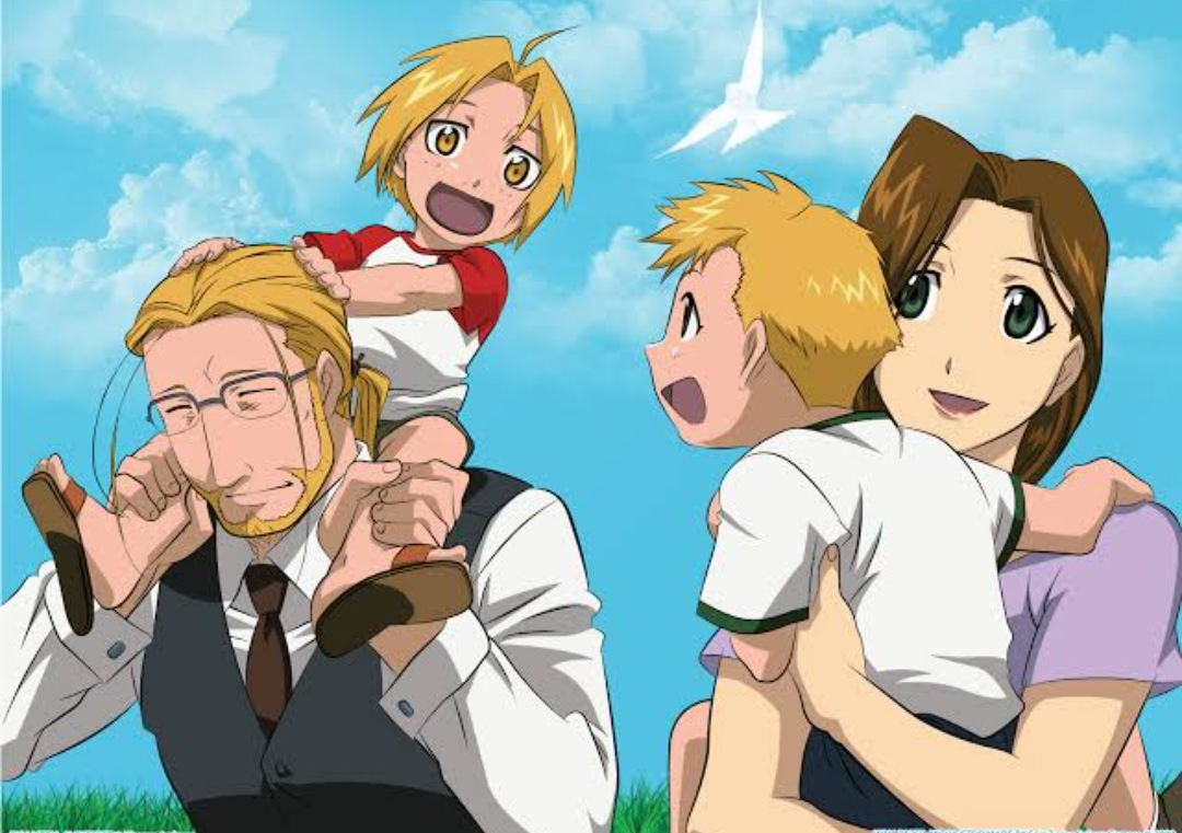 The Elric Family