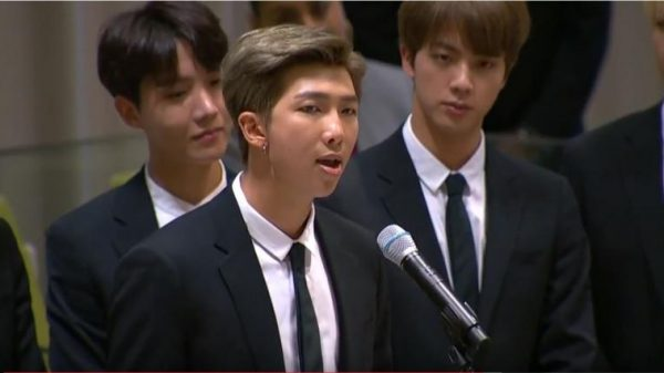 BTS UN General Assembly