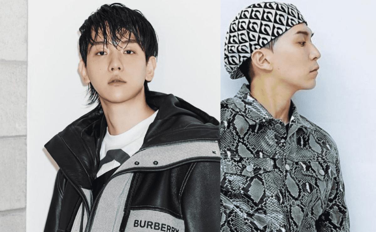 Colde and BAekhyun collab