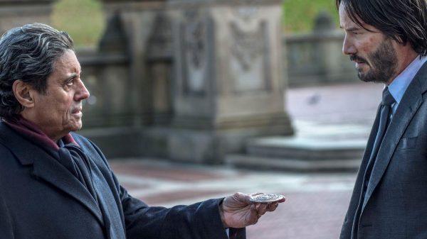 Ian Mcshane to play winston in John Wick 4
